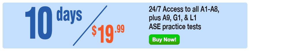 ase test certification practice take preparing training recertification recommended